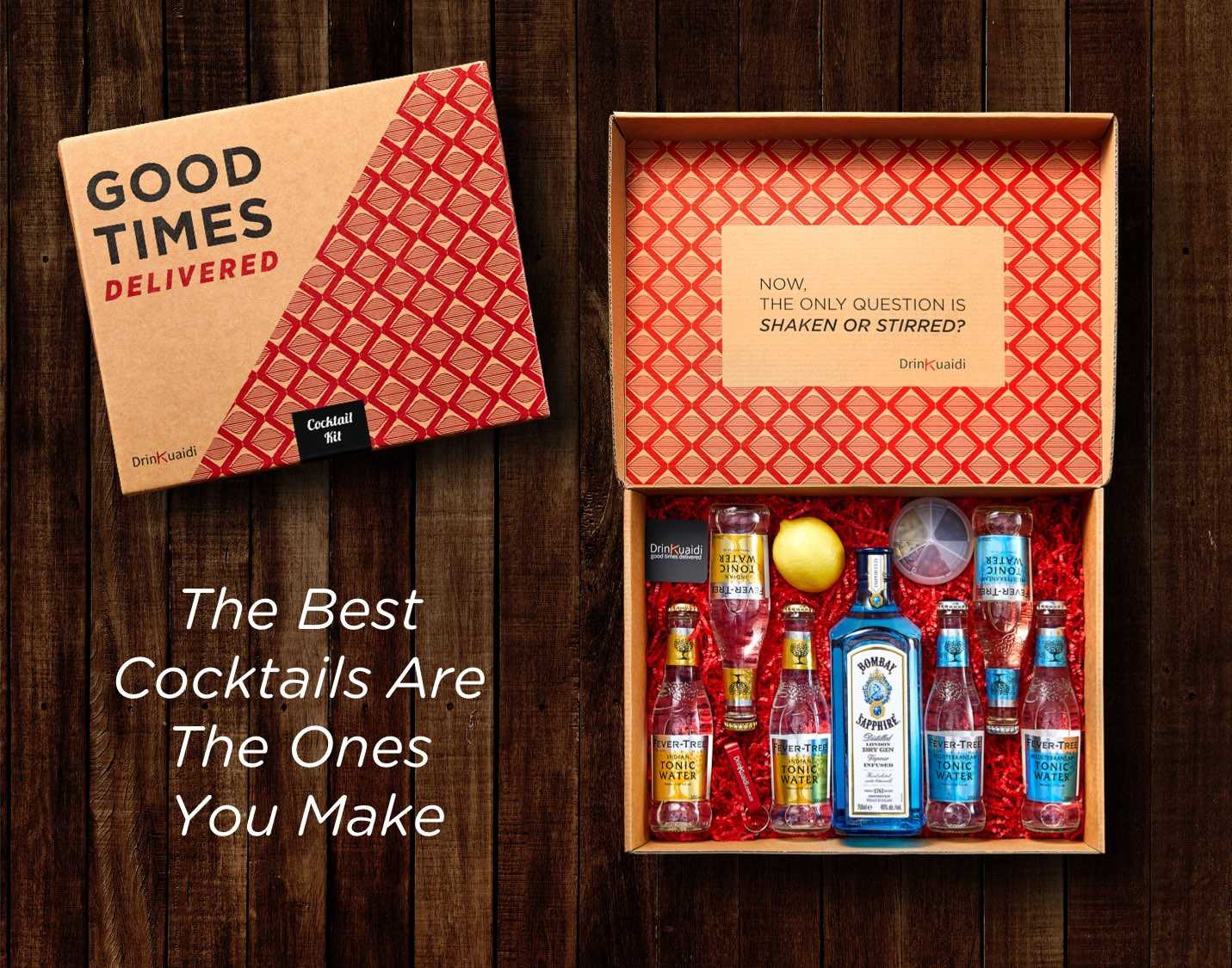 Cocktail Kits Banner